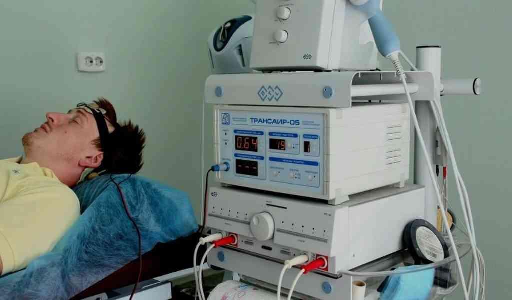 ТЭС-терапия в Клязьме